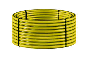 Poligas PE80 (MDPE) Gas Pipe (Metric Dimensions) - Coil