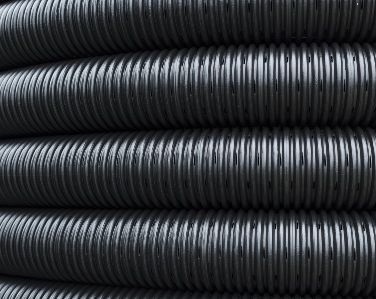 Novaflo Single Wall Corrugated Bore PE Pipe | Iplex NZ