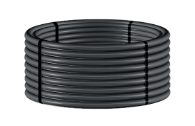 Rural Black PE100 Pressure Pipe