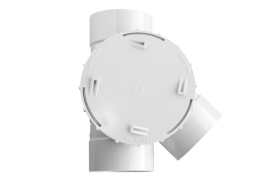 Stormfit PVC-U Inspection Junction Solvent Cement Joint